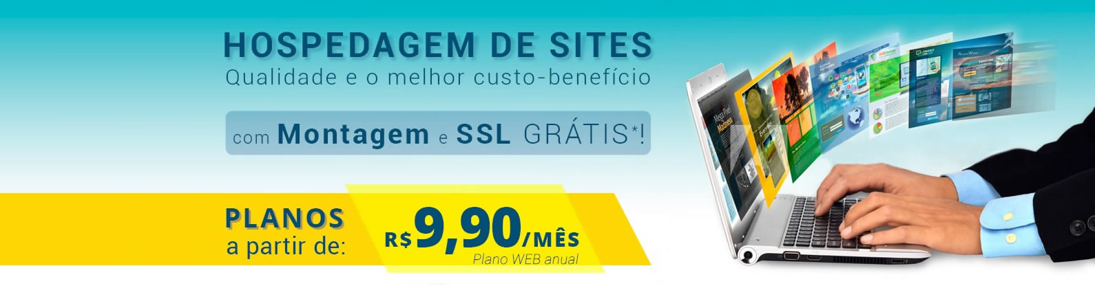 Hospedagem de Sites com SSL