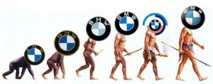 evolução das logos