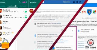 Capa Veja como proteger suas contas de e-mail e redes sociais